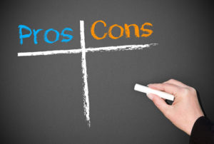 Blogging Consistently - Pros & Cons